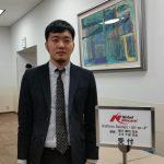 加藤譲治先生がGraftless Solution Alll-on-4講習会に出席しました