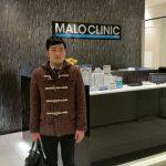 譲治先生マロクリニックインプラント手術研修に参加しました